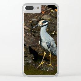 I Am Beautiful Clear iPhone Case