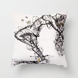 Rhamni Throw Pillow