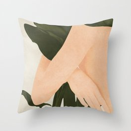 In my Arms Throw Pillow