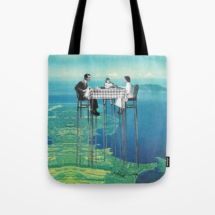 High Attitude Tote Bag