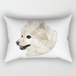 German Spitz Rectangular Pillow