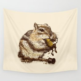 Occupational Hazard Wall Tapestry