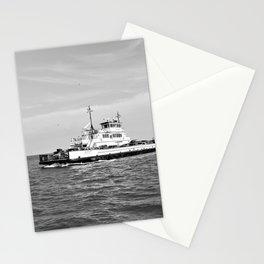 Cape Hatteras Ocracoke Island Ferry Stationery Cards