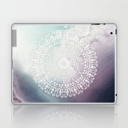 RAINBOW CHIC MANDALA Laptop & iPad Skin
