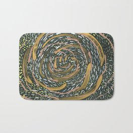 If Everything was Enough. Or if Everything was More. Bath Mat