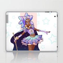 African Magical Girl Laptop & iPad Skin