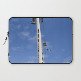 Emirates Cable Car And British Airways Laptop Sleeve