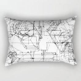 archisketch Rectangular Pillow