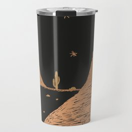 A Night in the Desert Travel Mug