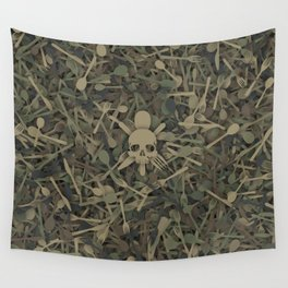 Special Eating Forces Wall Tapestry