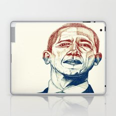 Red, White and Obama Laptop & iPad Skin