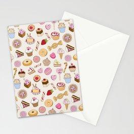 Modern Pattern 40 Stationery Cards