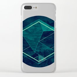 Thinking of a Foreign Girl Clear iPhone Case