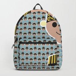East Java Headdress - Male  Backpack
