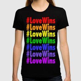 #LoveWins T-shirt