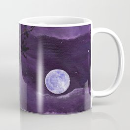 Romantic Kauai Moonlight Coffee Mug