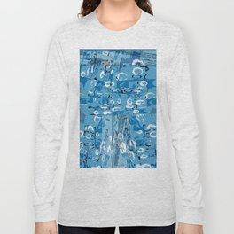 Oakland Blue Long Sleeve T-shirt