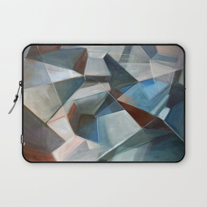 Spacial Abstraction II Laptop Sleeve