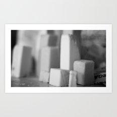 Elemental Baking - Butter Art Print