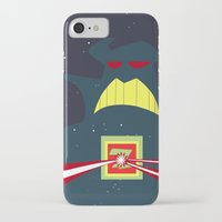 buzz lightyear iPhone & iPod Cases featuring TL Series- Buzz Lightyear Astro Blasters by Minimalist Magic - Art by Tony Sherg