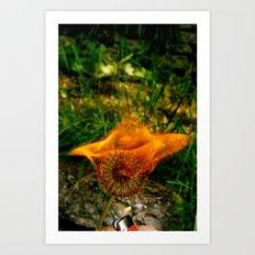 Light them on Fire! Art Print