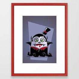 VAMPY Framed Art Print