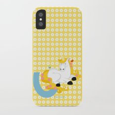 u for unicorn Slim Case iPhone X