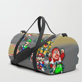 Mario Circuit Duffle Bag
