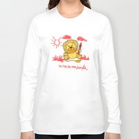 jungle Long Sleeve T-shirts featuring Jungle by Krikoui