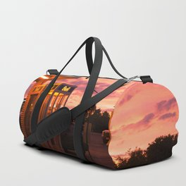 Bike Rides Duffle Bag