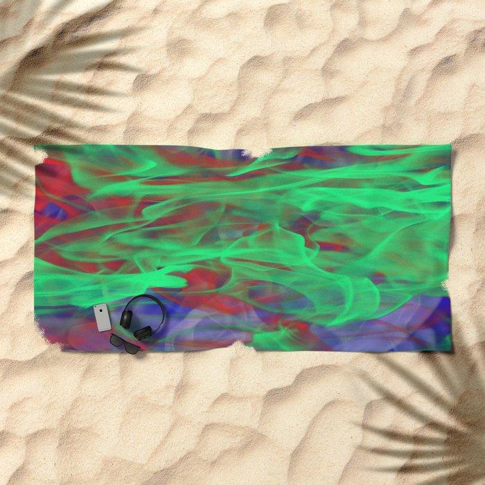 Let Your Mind Wonder Beach Towel