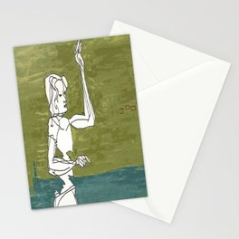 Pan Trail Stationery Cards