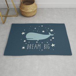 Dream Big Whale Rug