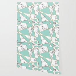 Marble Geometry 055 Wallpaper