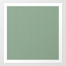 Big Green Art Print