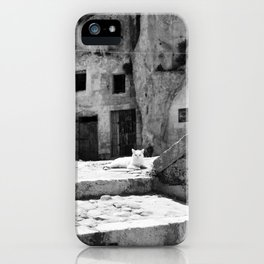 Queen of Matera iPhone Case