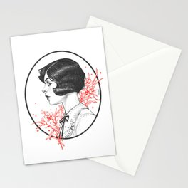 First Love Bouquet Stationery Cards