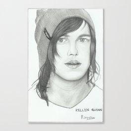 Kellin Quinn Canvas Print