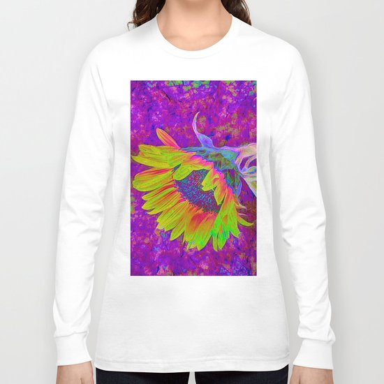 Sunflower Summer Long Sleeve T-shirt