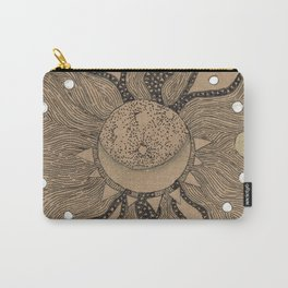 Mystic Eclipse Carry-All Pouch