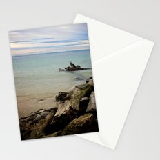 perched for sunset  Stationery Cards