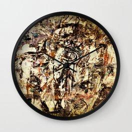 Urban Cyclops Wall Clock