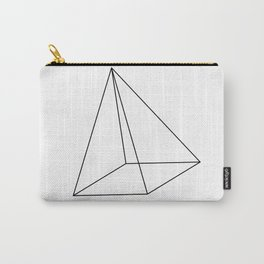 3D Pyramid Carry-All Pouch