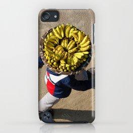 Banana Man iPhone Case