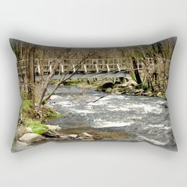 Regeneration Rectangular Pillow