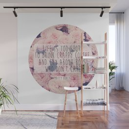 Matt Healy Quote Wall Mural