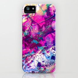 Purple Royalty iPhone Case
