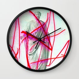 Strike 19 Wall Clock