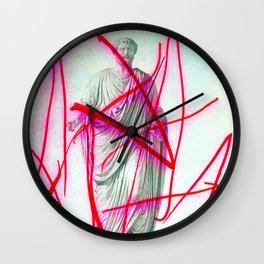 Strike 19 Wall Clock