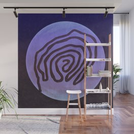 Tribal Maps - Magical Mazes #04 Wall Mural
